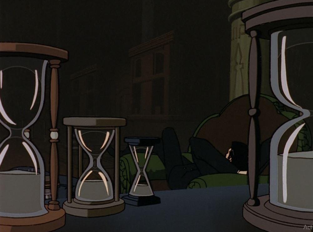 More hourglasses