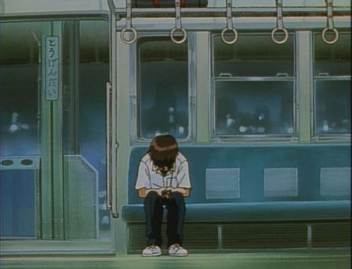 Shinji final train