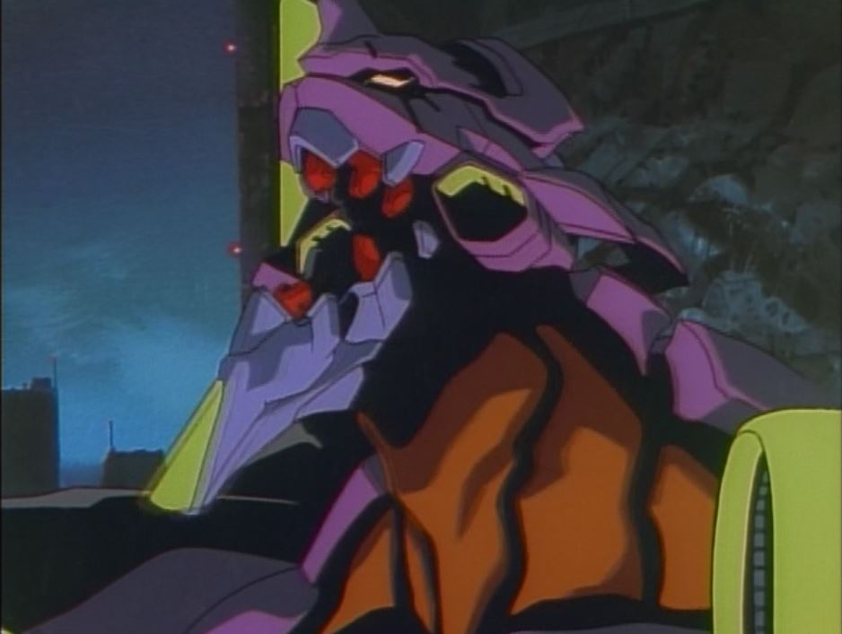 The Eva as monster